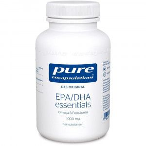 PURE ENCAPSULATIONS EPA/DHA essent.1000 mg Kapseln