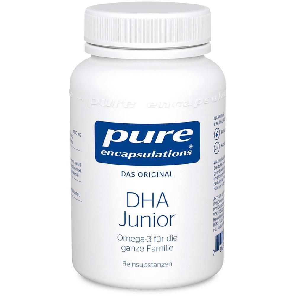 PURE ENCAPSULATIONS DHA Junior Kapseln